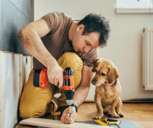 Hallmark projects, kitchen renovation, bathroom renovation, DIY